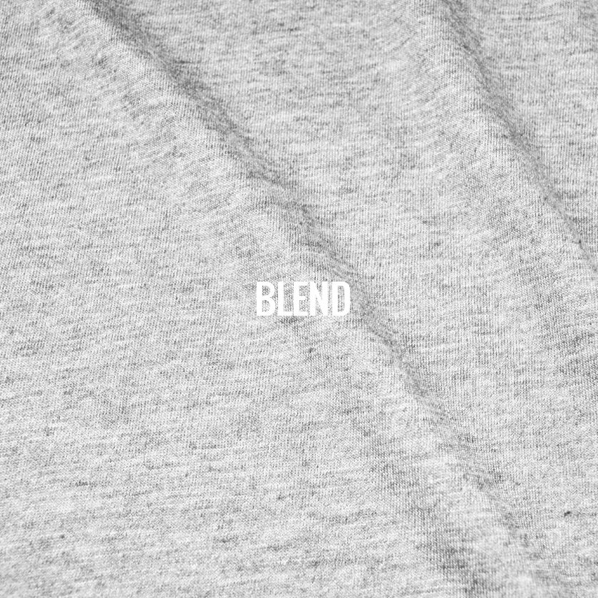 """""""BLEND"""" I Shirt Fabric I Ringspun cotton & poly blend. Super soft and lightweight, this shirt moves well and is designed with a casual and very current look. Available solid or in heather textured finish. Perfect for everyday wear."""